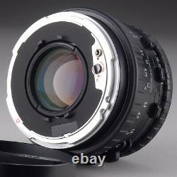 HASSELBLAD 501CM 80mm f2.8 T PLANAR CB A12 BACK ACUTE MATTE D SCREEN