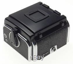 HASSELBLAD film back A12 6x6 V series camera dark slide film insert spool clean