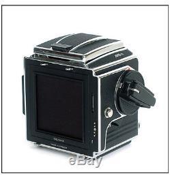 Hasselblad 205FCC Film Camera withPlanar FE 80mm f/2.8 T & E24 film back 205 FCC