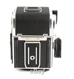 Hasselblad 205TCC Medium Format SLR Film Camera Body 120mm film back kit