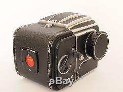 Hasselblad 500C 6x6 Medium Format Camera Body & Back Stock No. U7681
