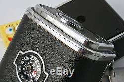 Hasselblad 500C Body, A12 Film Back, Shoulder Strap