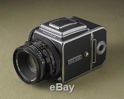 Hasselblad 500C/M, 80mm 2.8 Planar CF & A12 Film Back Beautiful