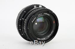 - Hasselblad 500C/M Camera, 80mm Planar, Waist Leverl Finder, A12 Back, 500CM