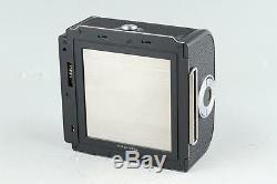 Hasselblad 500C/M Medium Format SLR Film Camera +A12 Back #12374E4