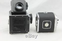 Hasselblad 500 CM C/M Medium Format Camera with 50mm Lens & A-16 Back. Good Cond