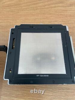 Hasselblad 500 CM Camera body+ 80mm CF T + Film Back + WLF