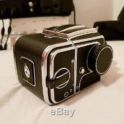 Hasselblad 500 CM # Carl Zeiss Planar 80mm f2.8 T # 120 Medium Format Back