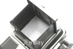 Hasselblad 500 CM complete camera with 50mm f4 Distagon lens, A12 back WLF Strap