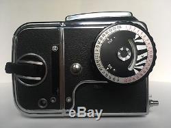 Hasselblad 500 C/M 80mm (UH) CM Body A12 Back Meter Knob Finder matched Set Kit