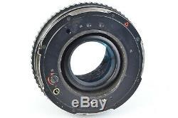 Hasselblad 500 C/M Chrome Kit with 80mm f/2.8 Planar Lens + A12 Chrome Back #E8295