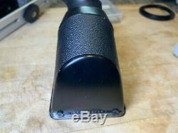 Hasselblad 500cm. 2 backs, 80mm, 150mm, Acute-Matte D, Prism, Fully Serviced