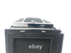 Hasselblad 500cm Chrome Body # UR1214503 With C12 Back