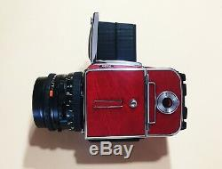 Hasselblad 501 cm Special Edition Film Camera with 2 A12 Backs