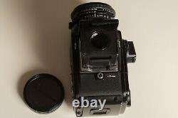 Hasselblad 501cm Film 80mm 2.8 Cb Lens A12 Back, Acute Matte D Grid Split Screen