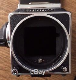 Hasselblad 503CW Body with 120mm F4 CFi Lens & Pouch, A12 Back and Original Box