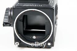 Hasselblad 503CW Medium Format Camera with Planar 80mm Lens & A12 Film Back