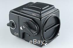 Hasselblad 503CW Medium Format SLR Film Camera + A12 Back #13685E2
