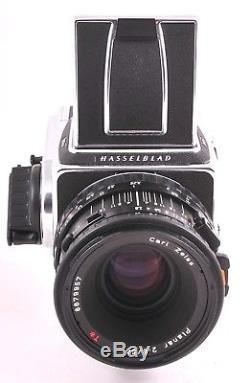 Hasselblad 503CW Medium Format SLR Film Camera with CFE 80 mm lens and A 12 back