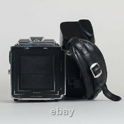 Hasselblad 503CW withWinder, Back, NC-2, 150mm lens, two focusing screen and CLA'd