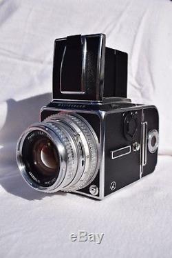 Hasselblad 503CX 80mm f2.8 Zeiss Compur Planar Film Camera A12 back Fuji 400H x5