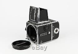 Hasselblad 503CX Body, A-12 Film Back, Acute-Matte Screen. Excellent Condition