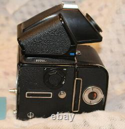 Hasselblad 503CX body with PM5 prism finder & A-12 back