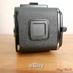Hasselblad 503CXi Black Trim Medium Format Camera with 60mm CFi Lens + A12 Back