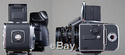 Hasselblad 503 CW 3 Lens Film Backs CF39 Digital Back Winder Ext Tubes Remote