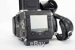 Hasselblad 503 CW with 80mm lens, Digital Back, and Grip