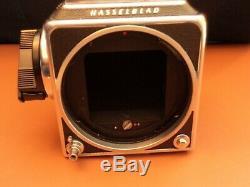 Hasselblad 503 CX Camera, CF T Planar 80mm f2.8 A24 Back Near Mint