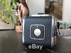 Hasselblad 503 CX with Planar T 80mm f2.8 A12 Film Back BEAUTIFUL condition