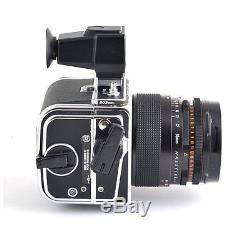 Hasselblad 903SWC Medium Format Film Camera Zeiss Biogon 38mm Lens + film back