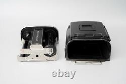 Hasselblad A12 6x6 Type IV Film Back with Hasselblad Dark slide Chrome