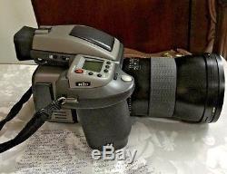 Hasselblad Digital H2D, Hasselblad Lens 3.5/35, 22 Mp. Digital Back