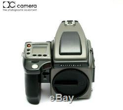 Hasselblad H1 Medium Format Camera Body, HV 90X Finder, HM 16-32 Back #29050
