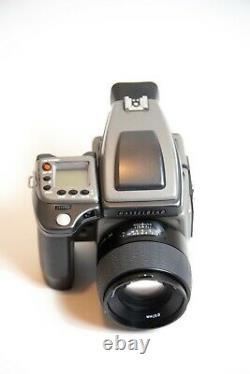 Hasselblad H1 + hc80mm 2.8 Medium Format SLR Film Camera +hm 16-32 film back