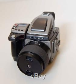 Hasselblad H1with 80mm 2.8 lens, film back, all components