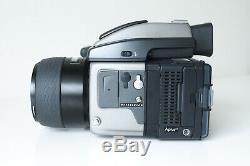 Hasselblad H2D 80MM LEAF APTUS 65 Digital Back 120 Film Back