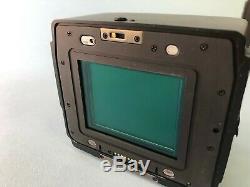 Hasselblad H2D body with Medium Format Digital Back