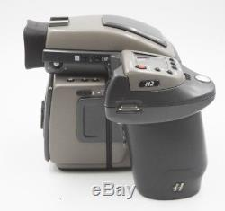 Hasselblad H2 Medium Format Camera with 16-32 Back & HV90X Finder Good