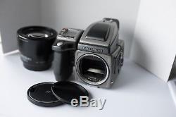 Hasselblad H2 Medium Format Film Camera Body with Film Back + 100mm 2.2 Lens