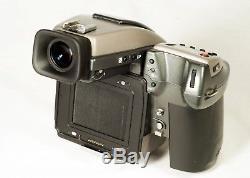 Hasselblad H2 medium format with16MP Kodak professional DCS pro back 645H