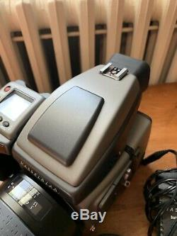 Hasselblad H3DII-50 (with50MP Digital Back, Prism) Digital Medium Format