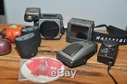 Hasselblad H4D40 Medium Format Digital Camera Body and digital back