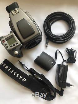Hasselblad H4D-60 Medium Format camera and digital back