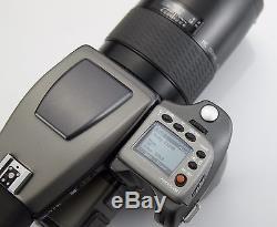 Hasselblad HC 150mm f/3.2 HC Lens 3764 cut phase one leaf digital back used