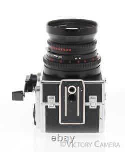 Hasselblad SWC Camera with 38mm Biogon Lens Finder 12 Back