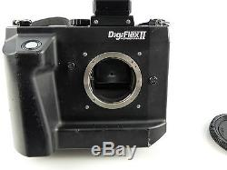 Horseman Digiflex II Medium Format Digital Camera Nikon F Mount Sinar Back