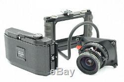 Horseman SW612 Camera with Apo-Grandagon 45mm f/4.5 Lens, 6EXP/120 Back #P9675